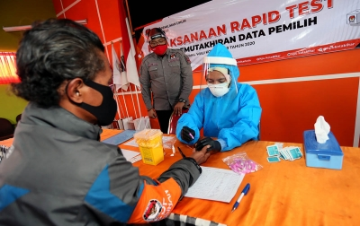 Bertambah 1.681, Total Positif Covid-19 di Indonesia 75.699 Orang