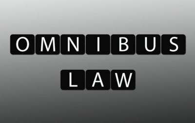 Omnibus Law Strategi Paling Memungkinkan Atasi Masalah Ekonomi