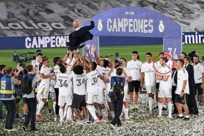 Gareth Bale Tak Bergairah Dalam Selebrasi Kesuksesan Madrid