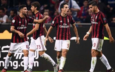 Taklukan Bologna 5-1, AC Milan Masuk Zona Eropa