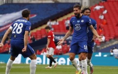 Chelsea Pecundangi MU, Derby London Tercipta di Partai Final FA