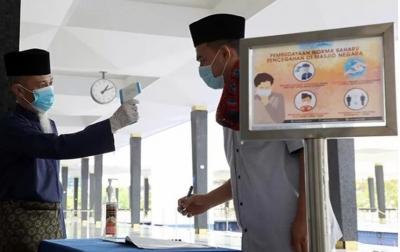 Dua Warga Indonesia di Malaysia Terinfeksi Corona