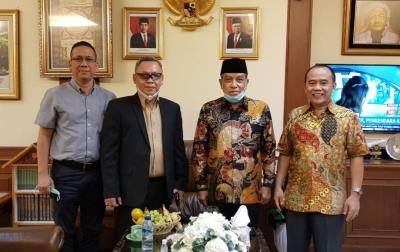 Terkait Reshuffle Kabinet, Suhendra Dipanggil Ketum PBNU