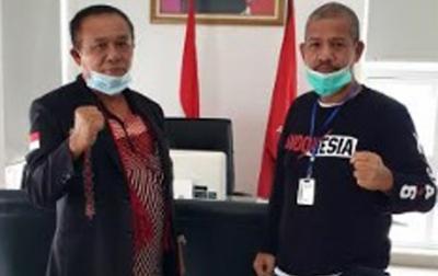 PMS Indonesia Datangi Kantor PDI Perjuangan Sumatera Utara
