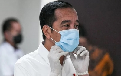 Joko Widodo Jalani Tes Kesehatan