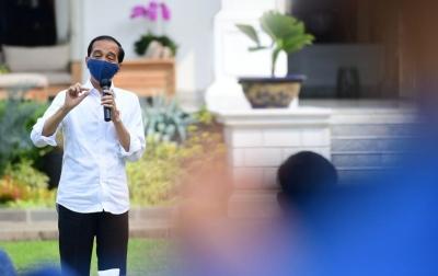 Hasil Tes Swab Jokowi Negatif