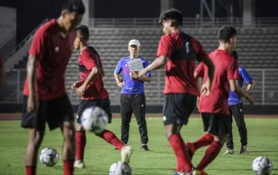 Latihan Perdana Timnas Senior dan U-19 Diundur
