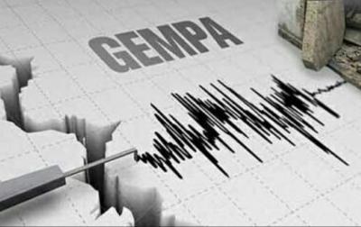 BMKG: Belum Ada Gempa Susulan di Nias Selatan