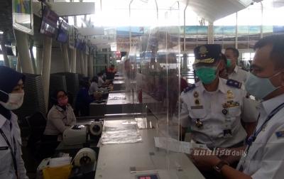 Kesiapan Bandara Kualanamu di Masa New Normal Dicek