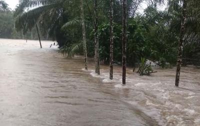 20 Desa di Aceh Jaya Terendam Banjir