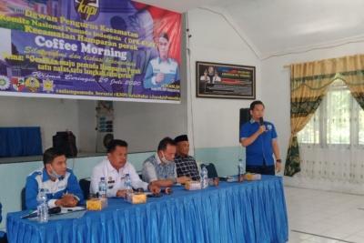 Dialog Publik KNPI Hamparan Perak Hasilkan Satgas Anti Penyakit Masyarakat