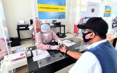 AP I Fasilitasi Layanan Rapid Test di 11 Bandara