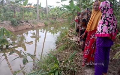 Bocah 6 Tahun Tewas Tenggelam di Kolam Bekas Tambak
