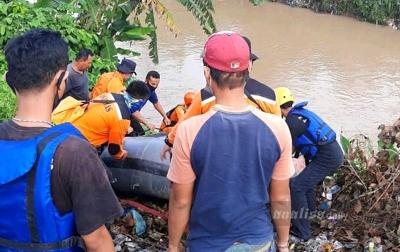 3 Hari Pencarian, Korban Hanyut di Sungai Babura Ditemukan Meninggal Dunia