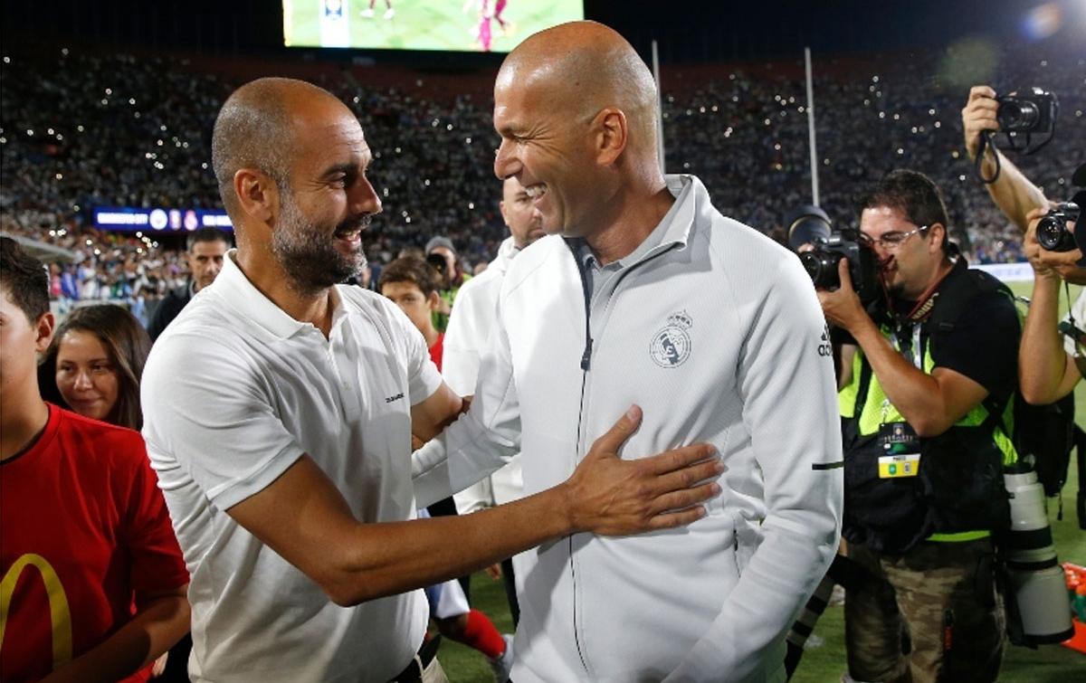 Real Madrid Membantu Guardiola Jadi Pelatih yang Lebih Baik
