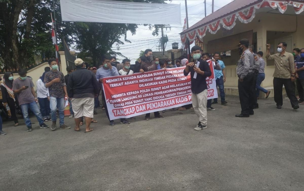 Pembangunan SPAM Regional I Mebidang Diduga Rawan Korupsi