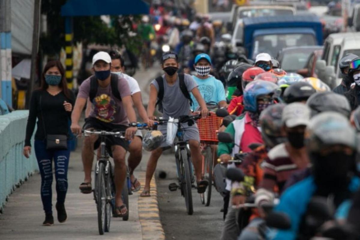 Filipina Berpotensi Jadi Episentrum Baru Penyebaran Covid-19