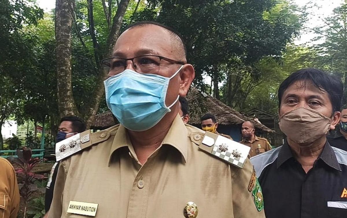 Plt. Walikota Medan Positif Covid-19