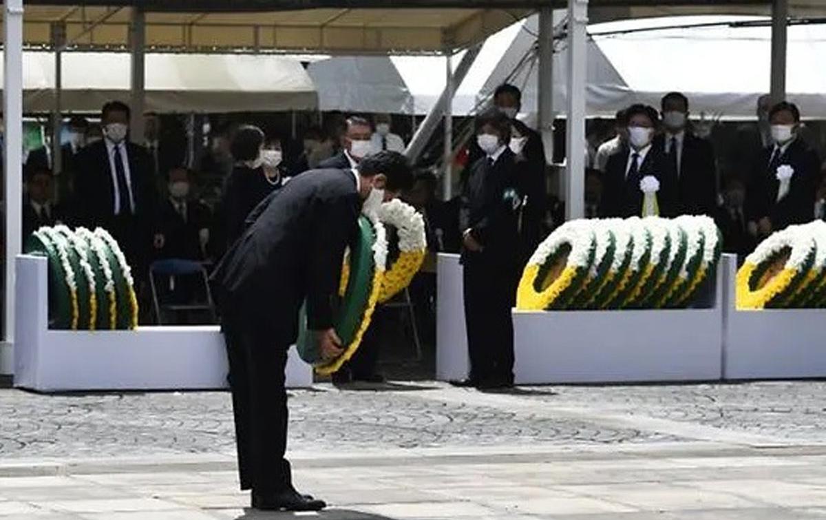 Jepang Peringati 75 Tahun Bom Atom di Nagasaki