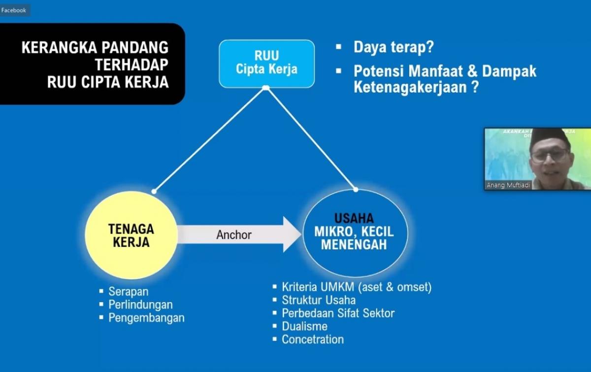 UMKM Akan Jadi Lead Project dari RUU Cipta Kerja ...