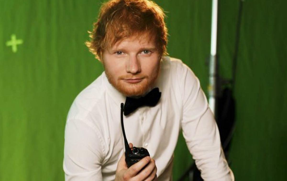 Nama Ed Sheeran Dipakai untuk Menipu