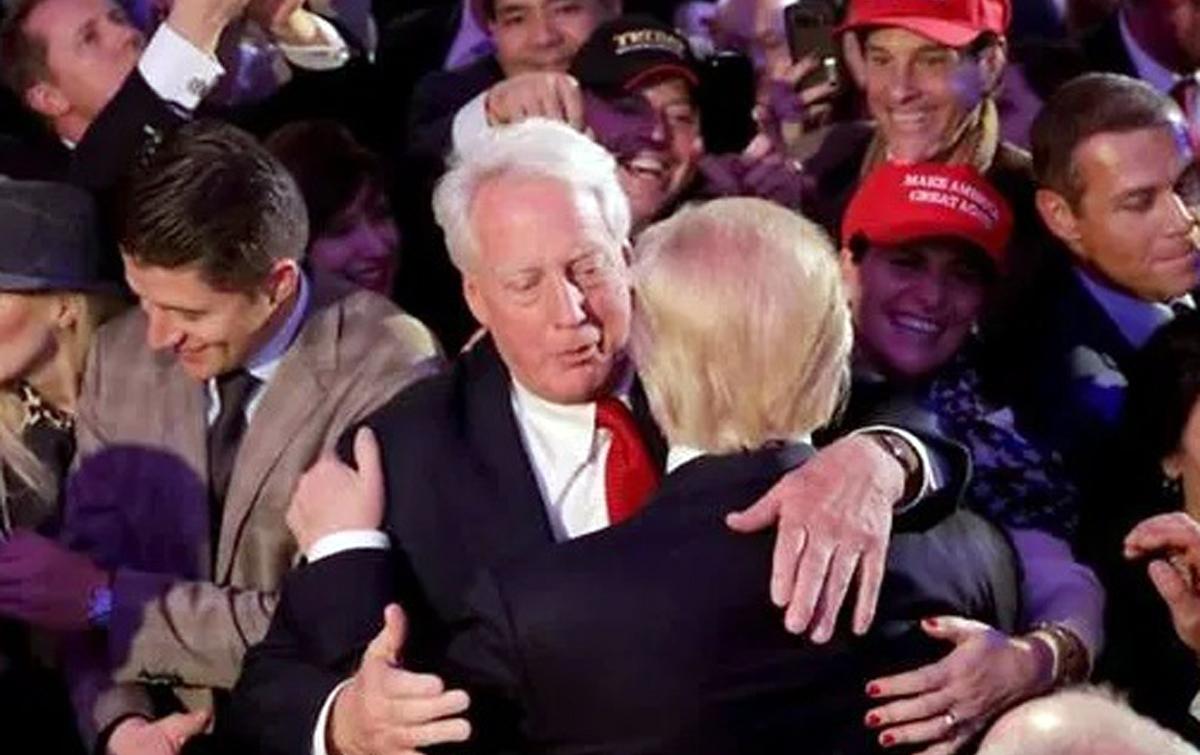 Adik Laki-laki Donald Trump Meninggal Dunia