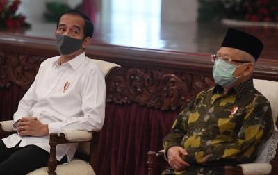 Jokowi Telepon Raja Salman: Selamat Iduladha 1441 Hijriah