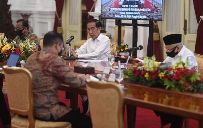 Jokowi: Kematian Pasien Covid-19 di Indonesia Lebih Tinggi 0,8 Persen dari Global