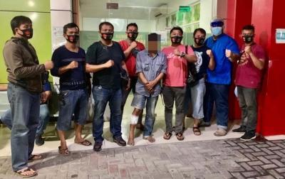Melawan Saat Ditangkap, Pencuri 50 Gram Emas Ditembak Polisi