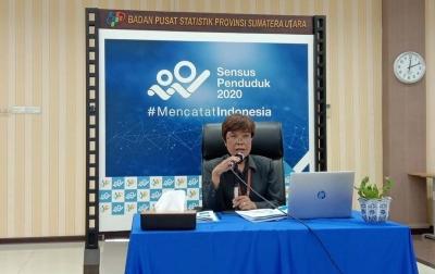 Harga Berbagai Komoditas Turun, Kota Medan Deflasi 0,21 Persen