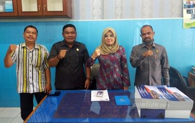 DPD dan DPC PAN Asahan Tetap Dukung Yahdi Khair