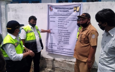 Sediakan Air Bersih, PUPR Bangun PAMSIMAS III