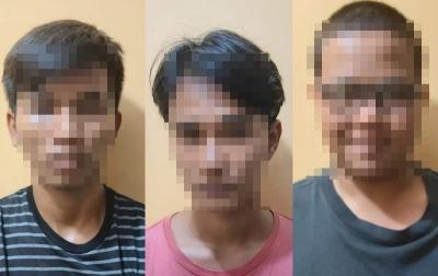 Peras Anggota Dewan Lewat Medsos, 3 Pelaku Ditangkap Polisi