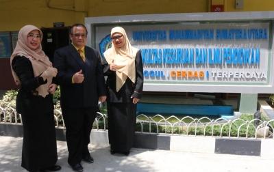 8 Proposal PKM 5 Bidang Mahasiswa FKIP UMSU Didanai Kemendikbud