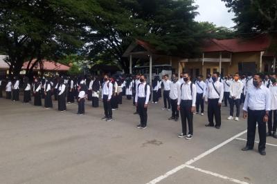 131 Calon Mahasiswa Universitas Gunung Leuser Ikuti Ujian Masuk