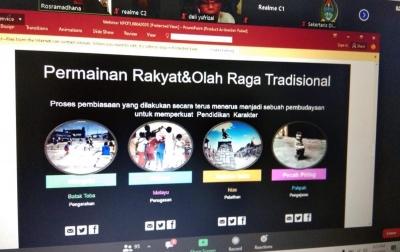 DPRD Sumut Dukung Penuh Permainan Rakyat dan Olahraga Tradisional