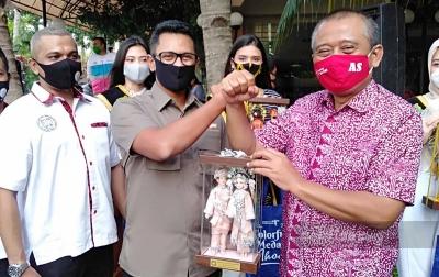 Save Travels Campaign Tingkatkan Daya Juang Kebangkitan Pariwisata Medan