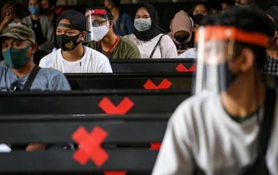 Kasus Positif Covid-19 di Indonesia Bertambah 2.277, Total Saat Ini 123.503
