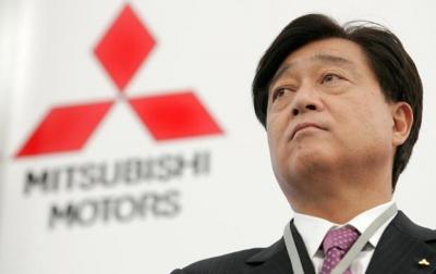 Masalah Kesehatan, Bos Mitsubishi Osamu Masuko Mundur