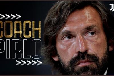 Pirlo Resmi Ditunjuk Sebagai Pelatih Juventus
