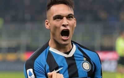 Lautaro Martinez Bahagia Bersama Inter