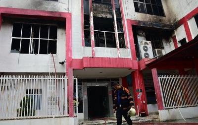 Gedung HPBB Telkom Terbakar, Jaringan Telkomsel Lumpuh