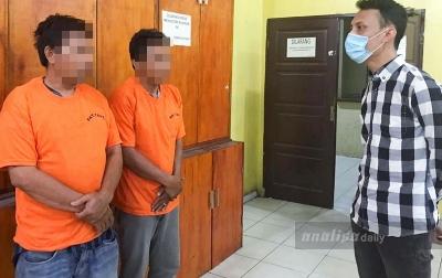 Peras Warga Rp 15 Juta untuk Uang Keamanan, 2 Preman Ditangkap Polisi