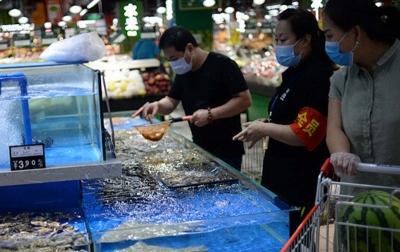 Covid-19 Ditemukan pada Makanan Laut Beku di China