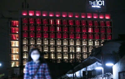 Foto: Hotel Sambut HUT Kemerdekaan Indonesia