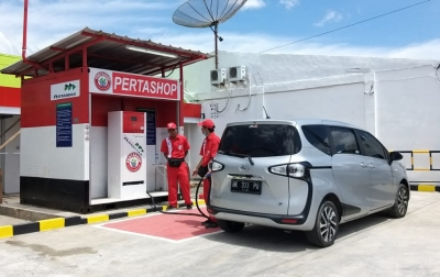 Pertamina Genjot Pertashop di Sumut, Target 25 Titik