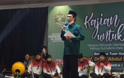 GPA Hadirkan Ustaz Somad di Focal Point, Haji Cheta: Semoga Ukhuwah Kian Erat