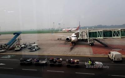 Jumlah Penumpang Pesawat di Kualanamu Bergerak Naik