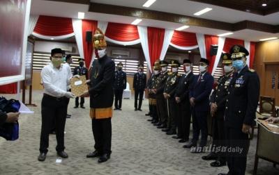 4.404 Napi di Aceh Terima Remisi HUT Kemerdekaan, 46 Langsung Bebas