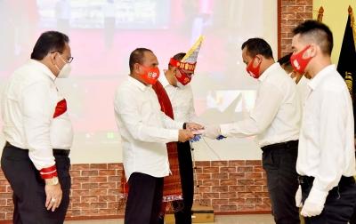 Serahkan SK Remisi Napi, Gubsu: Ini Menjadi Reward Kepada Mereka
